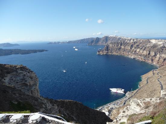 Santorini, Greece: обзор