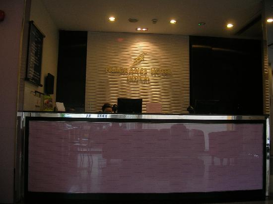 Fragrance Hotel - Imperial: Main lobby