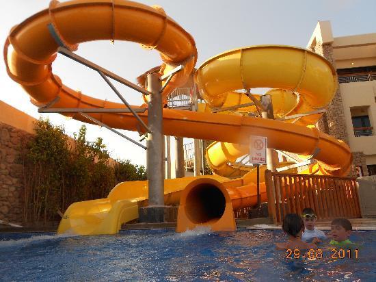 Coral Sea Sensatori - Sharm El Sheikh: piscina giochi