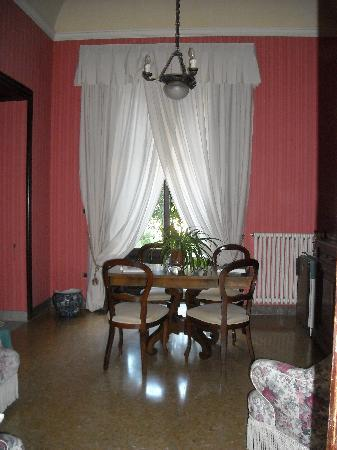 B&B Palazzo Pennisi di Floristella: interno