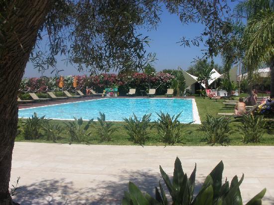 Kalaonda Plemmirio: la piscina