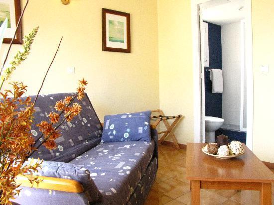 Hotel Bonaire : Salon