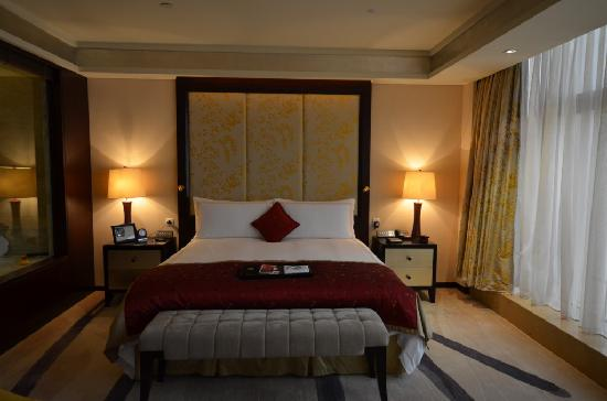 Fairmont Beijing: Bed