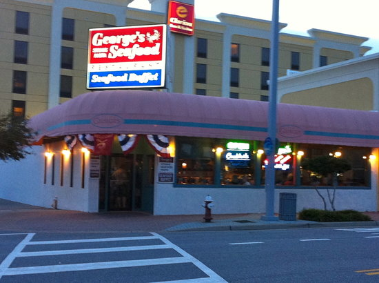 Picture Of George S Seafood Restaurant