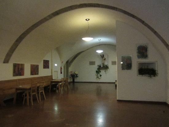 Institut St Sebastian: The Institut's Catholic heritage remains clear