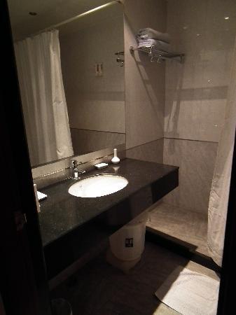 Hotel Swarn Towers: salle de bains