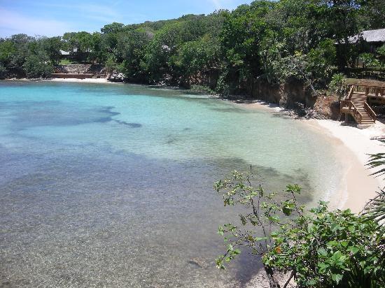 Media Luna Resort & Spa: la spiaggia