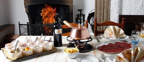 Albergo Svizzero: fondue