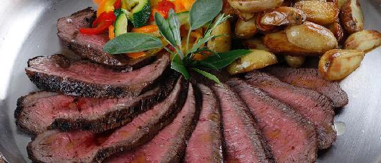 Albergo Svizzero: piatto