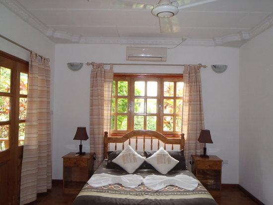 Casa De Leela : 1 des deux chambres (elles sont identiques)