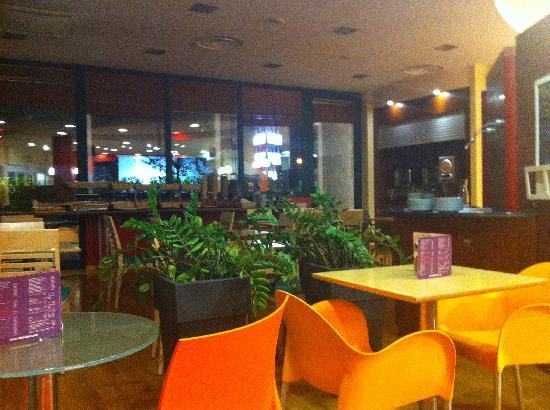 Ibis Firenze Prato Est: Restaurant/Bar