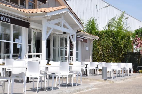 Fasthotel Montpellier-Est: accueil