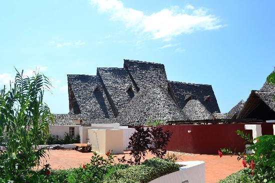 Essque Zalu Zanzibar: Highest Makuti roof in Zanzibar