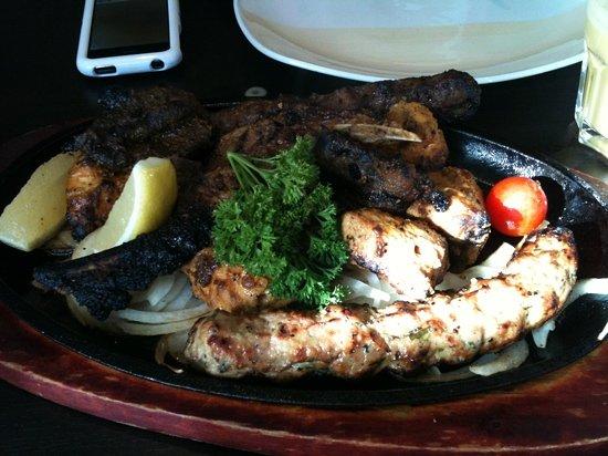 Bukhara: yum!