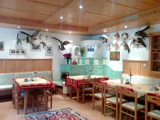 Gasthof Reisinger: la sala da pranzo