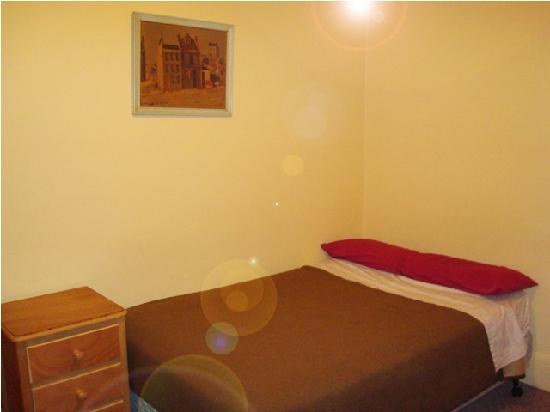 St. Leonards Mansions: Double Bedroom