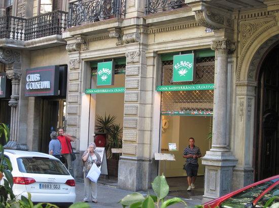 imagen El Racó - Rambla Catalunya en Barcelona