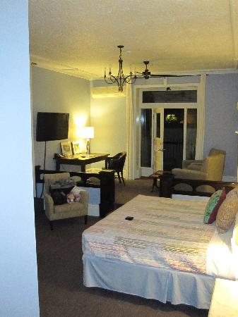 Frontenac Club Inn: Gardini Suite