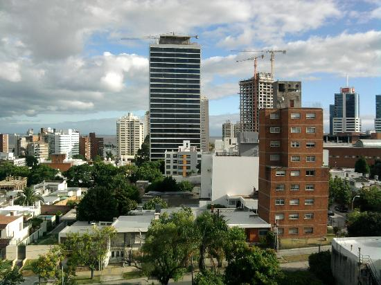 ‪مونتفيدو, أوروجواي: Vista Panoramica Montevideo‬