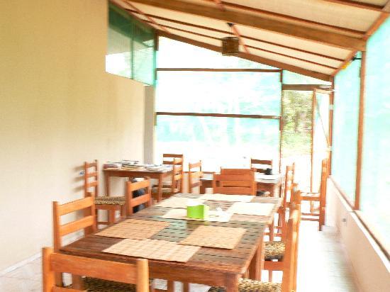 Pantanal Jaguar Camp: Dining room