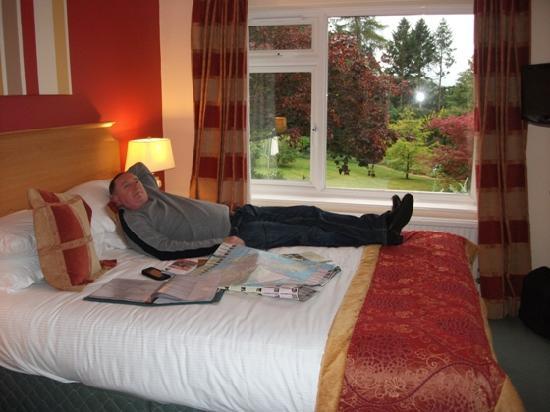 Fairwater Head Hotel: Our room