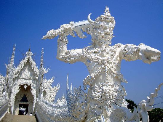 วัดร่องขุ่น: Wat Rong Khun
