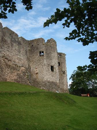 Чепстоу, UK: Chepstow Castle #2