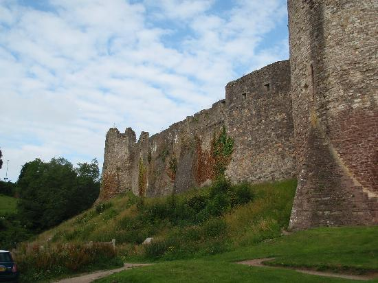 Чепстоу, UK: Chepstow Castle #3