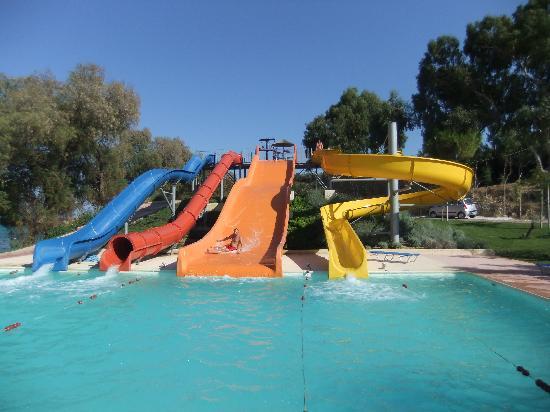 Atlantica Eleon Grand Resort & Spa: water complex