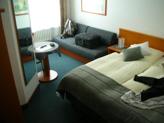 Brandenburger Hof: Bedroom