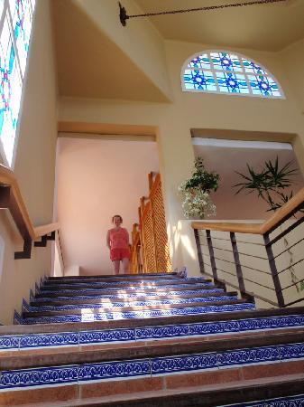 ClubHotel Riu Tikida Dunas: Stairway to heaven