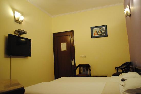 The Beaufort Inn: Deluxe room
