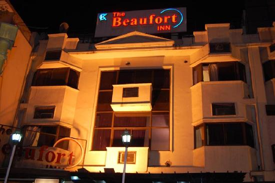 The Beaufort Inn: Hotel by the night