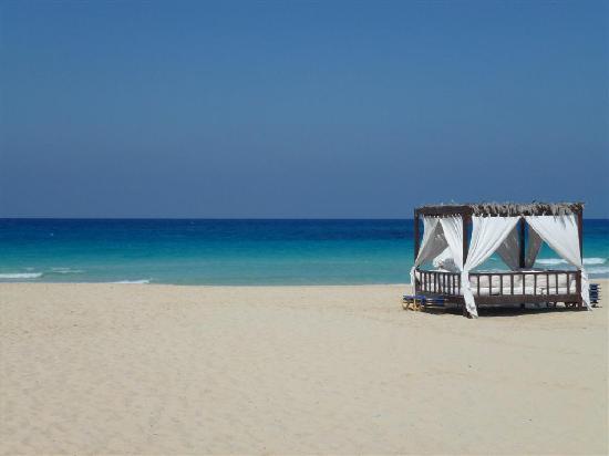 Jaz Almaza Beach Resort: e ancora mare..