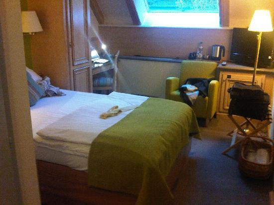 La Petite Pierre, Francia: La minuscule chambre