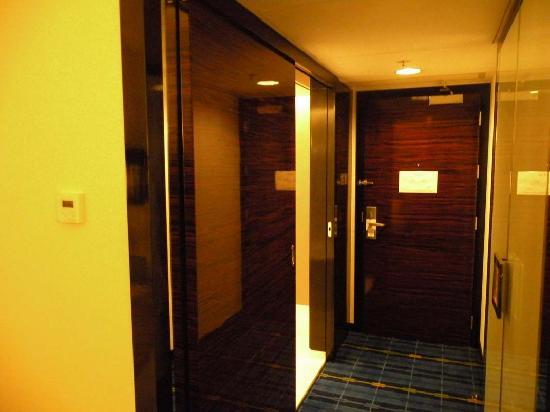 โรงแรมฮ่องกง สกายซิตี้ แมริออท: Deluxe Room