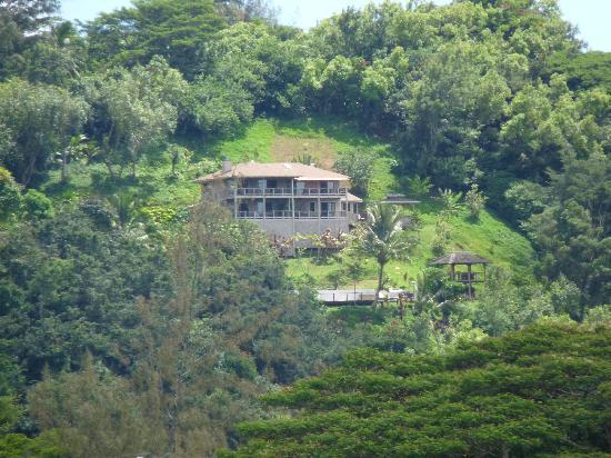 Kauai Inn B From Across The Valley