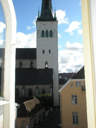 Rixwell Old Town Hotel: View from the room