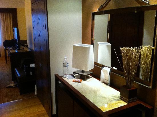 JW Marriott Hotel Bogota: Beautiful modern rooms
