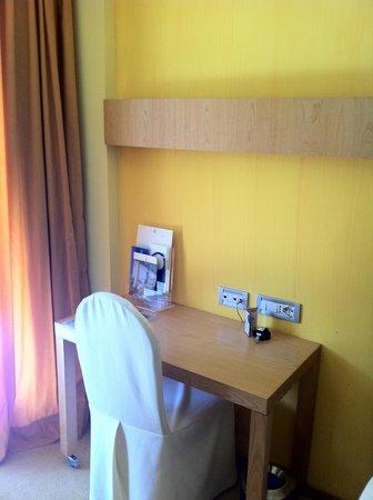 ฮิลตัน ซอร์เรนโต พาเลซ: Bedroom
