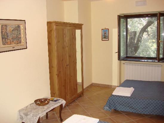 Casarufolo Paradise: Room