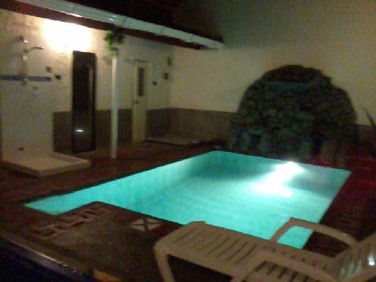 Hotel & Spa Molicie : zona humeda muy completa