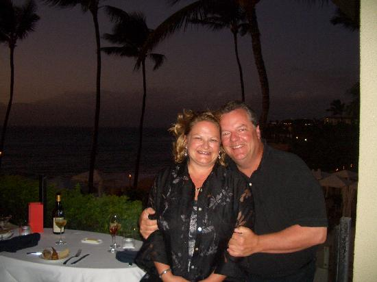 Rainbow Ranch Lodge: What a wonderful night. Jack and Janet.