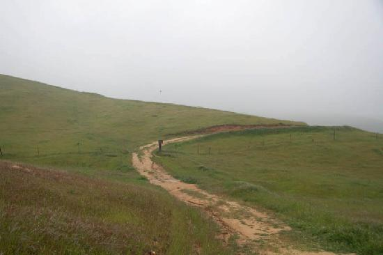 Highland Springs Resort and Conference Center: Smith Creek trail head