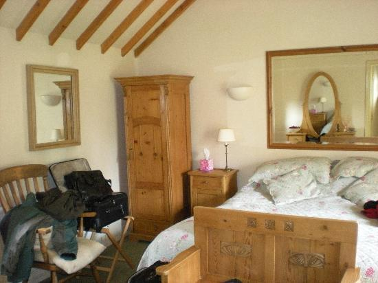Guiting Guest House : King-size ground floor room