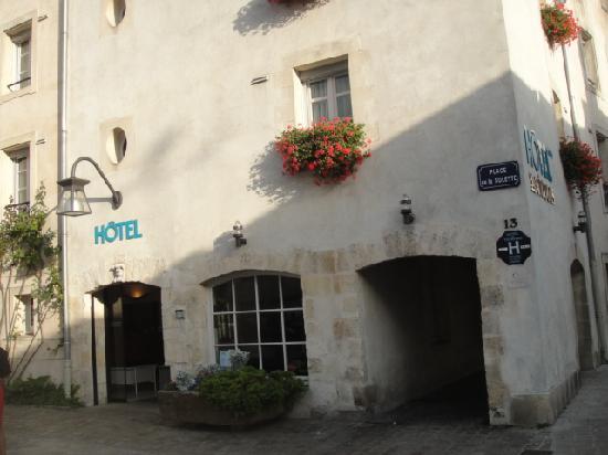 Hotel Saint Nicolas: St Nicolas