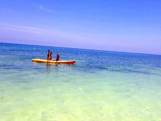 Decameron Isla Palma : Kayac