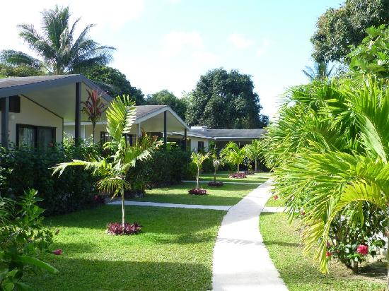 Muri Beach Resort: Garden Villas