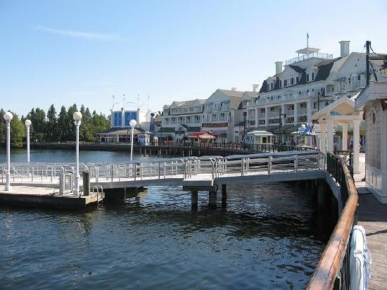 Disney's BoardWalk Inn: boardwalk