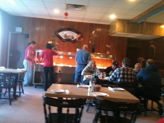 Hyatt Restaurant: dunnville Chinese buffet